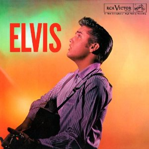 elvis vinyl records